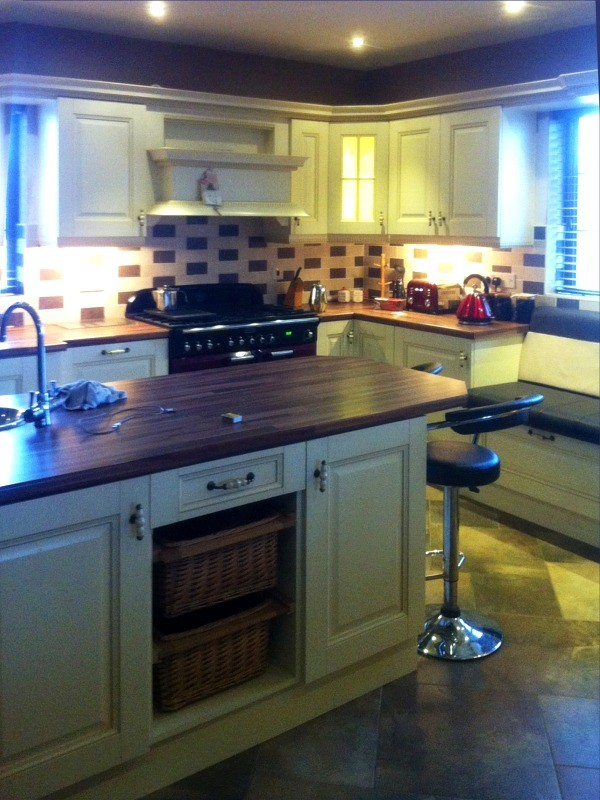 Cream Kitchen Ideas Ireland